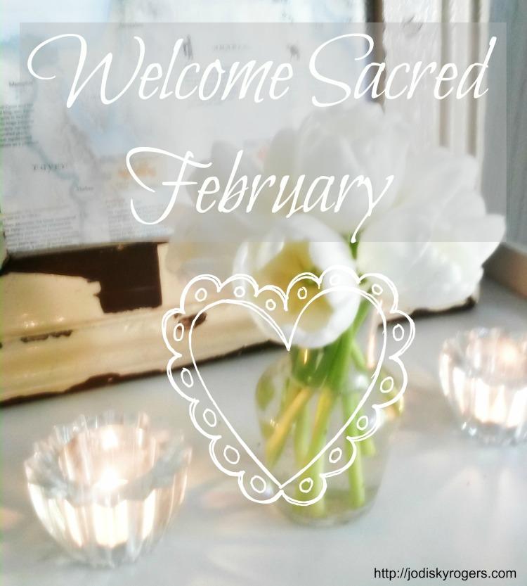 sacred february