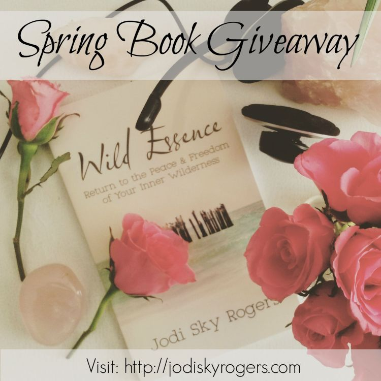 spring book giveaway