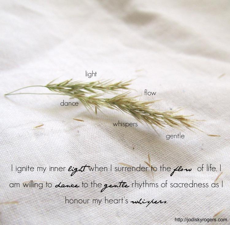 grass wild word mantra