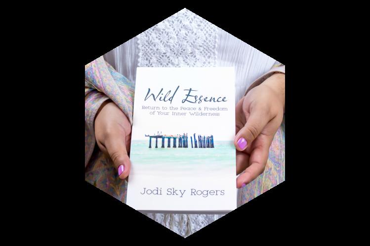 Wild Essence Book