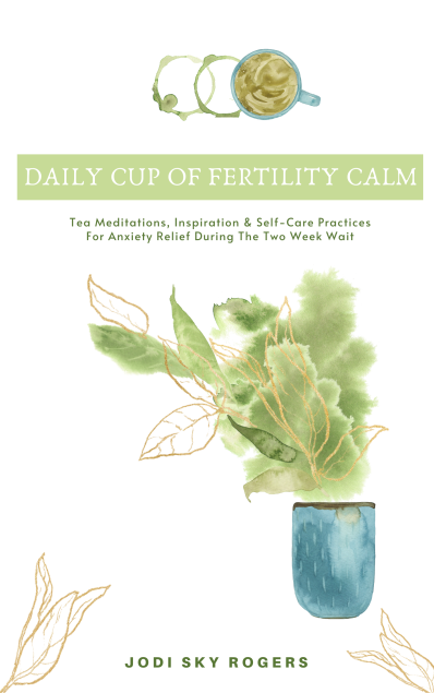 Daily Cup of Fertility Calm Cover 2